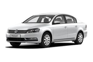 Volkswagen Passat B7 1.8 MT Comfort