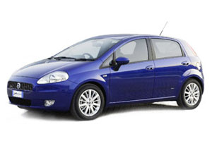 FIAT Grande Punto 5dr (2005)