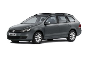 Volkswagen Golf Variant (2009) 1.4 AT Trendline