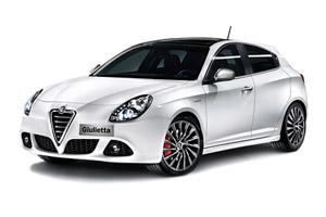 Alfa Romeo Giulietta 1.4 (170 hp) AT Distinctive
