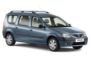 Dacia Logan MCV 1.6 MT Ambiance 7 мест