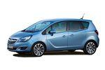 Opel Meriva (facelift)
