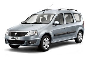 Renault Logan MCV I (2006-2012) 1.6 MT Ambiance