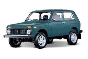 Lada (ВАЗ) Lada 4X4 (21214)