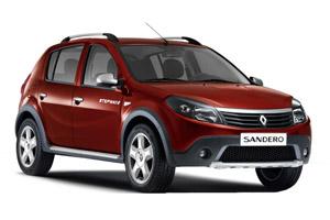 Renault Sandero Stepway I (2009-2012) 1.6 AТ