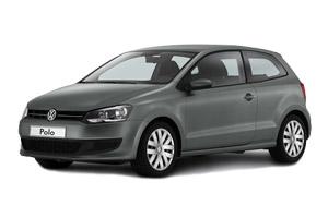 Volkswagen Polo 5dr (2009 - 2014) 1.4 MT Trendline