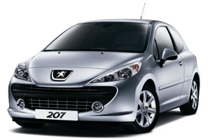 Peugeot 207 3dr 1.4 (75 hp) MT Active