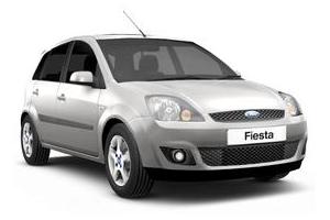 Ford Fiesta (2002) 1.4D MT Comfort
