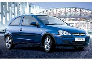 Opel Corsa C 3dr (2000-2006) 1.0 MT Enjoy