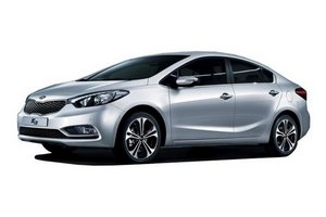 Kia Cerato 1.6 MT Business