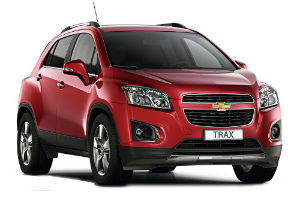 Chevrolet Tracker 1.8 MT LT
