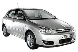 Toyota Corolla Хэтчбек 1.6 MT Terra
