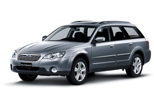 Subaru Outback (2005) 2.5 AT FQ