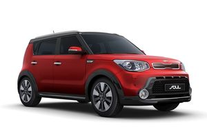 Kia Soul (PS) 1.6 MT Comfort