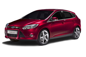 Ford Focus 5dr III (2011-2014) 1.6 (125 hp) MT Trend Plus