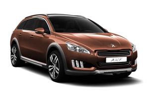 Peugeot 508 RXH 2014 2.0D AT