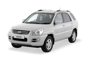 Kia Sportage (2004) 2.0D MT 4WD base+