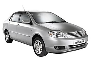 Toyota Corolla Седан 1.6 MT Terra