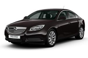Opel Insignia седан (A, 2008-2013) 2.0D (160 hp) AT Cosmo