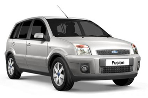 Ford Fusion 1.6 AT Comfort Plus