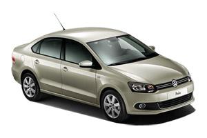 Volkswagen Polo Седан 2012 1.6 MT Comfortline