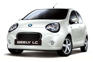 Geely GC2 LC 1.3 МТ Comfort