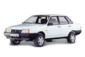Lada (ВАЗ) Lada 21099 (ВАЗ 21099) i 1.5 MT