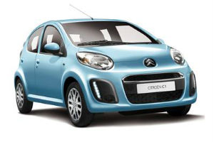 Citroen C1 5dr (2012-2014) 1.0 AT City