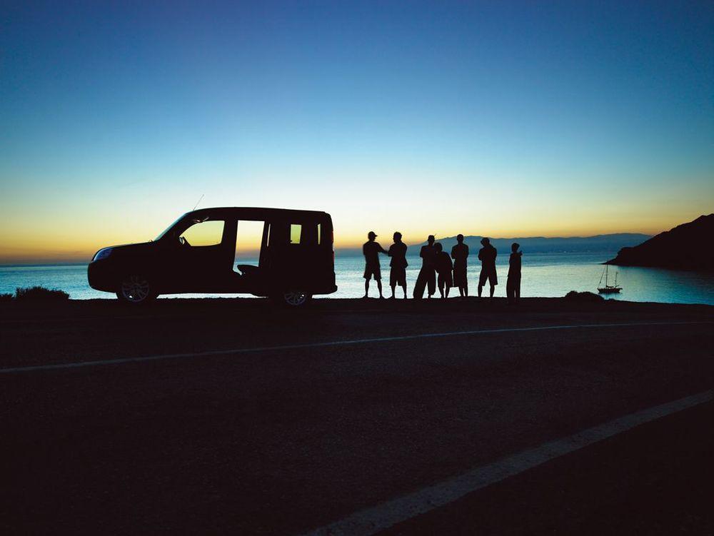 Видео с Fiat Doblo Combi.  Фот…