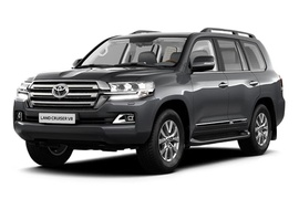 Toyota Land Cruiser (J200)