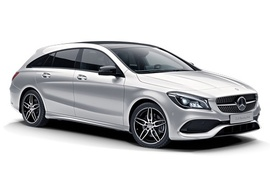 Mercedes-Benz CLA-Class Shooting Brake (X117)