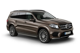 Mercedes-Benz GLS (X166)