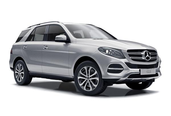 Mercedes-Benz GLE (W166) 400 4MATIC