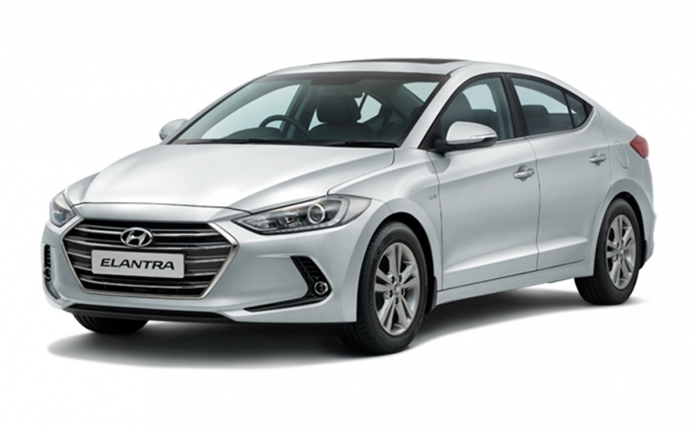 Hyundai Elantra  1.6 AT Comfort (safety pack)