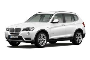 BMW X3 (F25) BMW X3 (F25) facelift