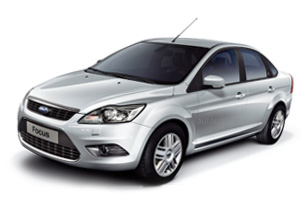 Ford Focus Седан II (2004-2011) 1.6 MT Trend