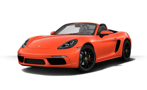 Porsche 718 Boxster 2.0 AT