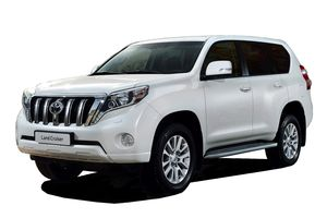 Toyota Land Cruiser Prado (J150, 2013-2017) 2.7 AT Base