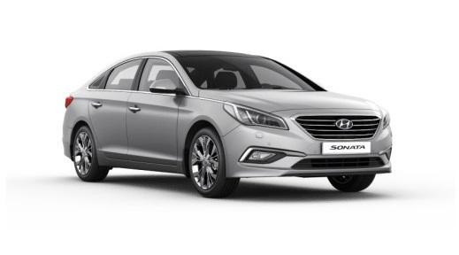 Hyundai Sonata 2.0 MT Comfort