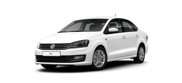 Volkswagen Polo Sedan 1.6 MT Comfortline