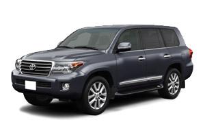 Toyota Land Cruiser (J200, 2012-2015)