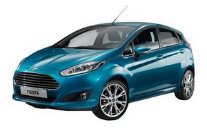 Ford Fiesta  1.0 (96 hp) МТ Comfort