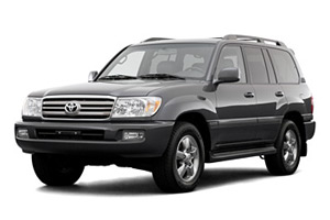 Toyota Land Cruiser (J100) 4.7 AT VX