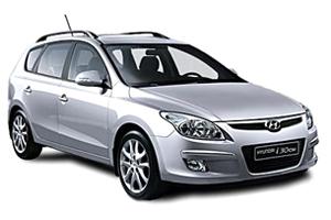 Hyundai i30 CW (2007-2012) Универсал 1.6D MT Comfort