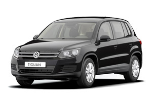 Volkswagen Tiguan (NF, 2006-2017) 2.0D AT Trace 4Motion