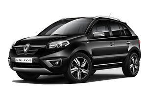 Renault Koleos (2014-2015) 2.5 CVT Dynamique