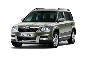 Skoda Yeti 1.4 MT Ambition Outdoor