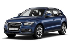 Audi Q5 (8R, рестайлинг) 2.0 (225 hp) AT quattro