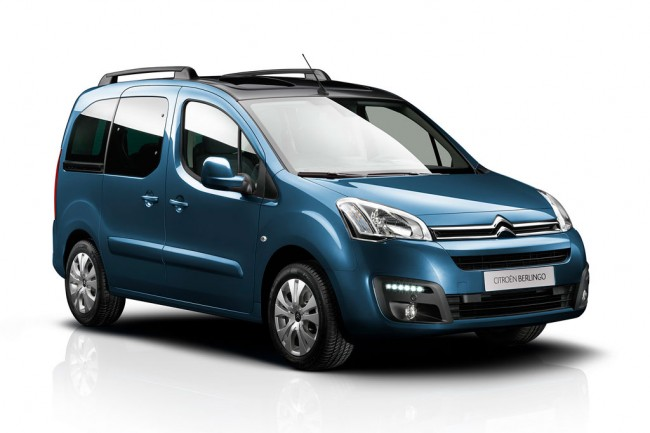Citroen Berlingo B9 1.6D MT