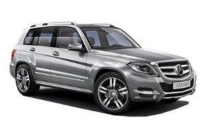 Mercedes-Benz GLK-Class (X204) GLK 220 CDI 4MATIC